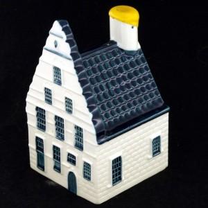 KLM Bols Delft Houses — Build a Dutch Village on Your Mantle-piece!