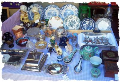 """Yesterday's Suitcase Showcase"" at Spiga d'Orro"