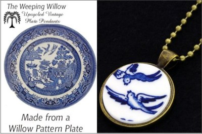 Wonderful Willow Pattern