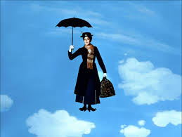 "Mary Poppins — Queen of ""Lollapalooza"""